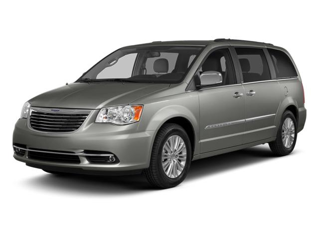 2012 Chrysler Town & Country Vehicle Photo in MADISON, WI 53713-3220