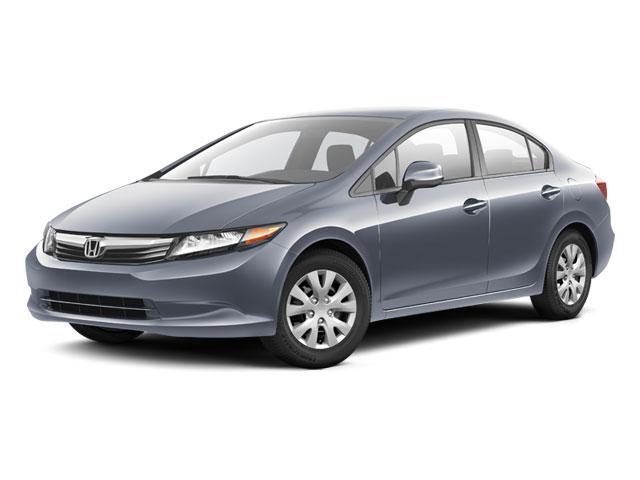 2012 Honda Civic Sedan Vehicle Photo in CASPER, WY 82609-1760