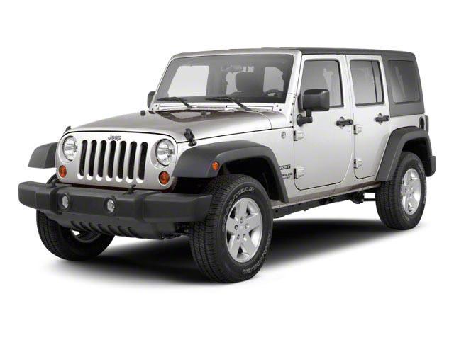 2012 Jeep Wrangler Unlimited Vehicle Photo in Grapevine, TX 76051
