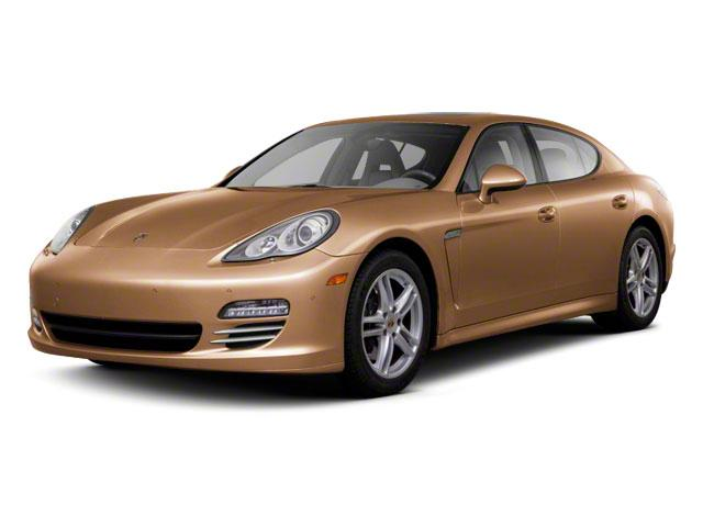 2012 Porsche Panamera Vehicle Photo in TERRYVILLE, CT 06786-5904