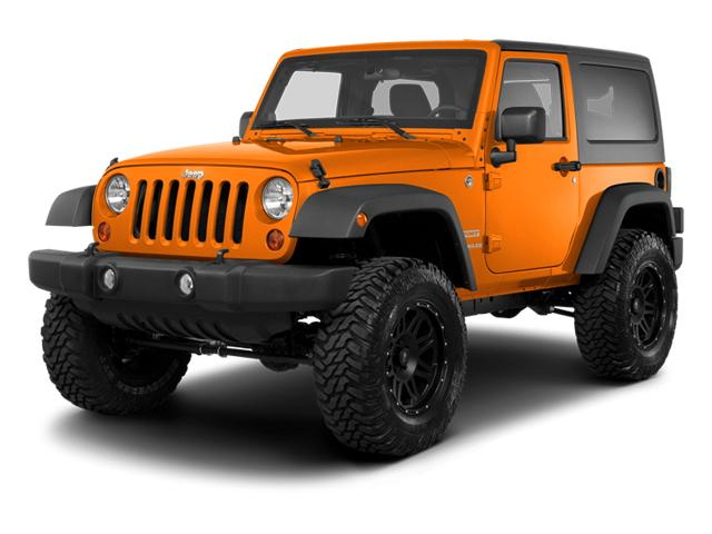 2013 Jeep Wrangler Vehicle Photo in PORTLAND, OR 97225-3518