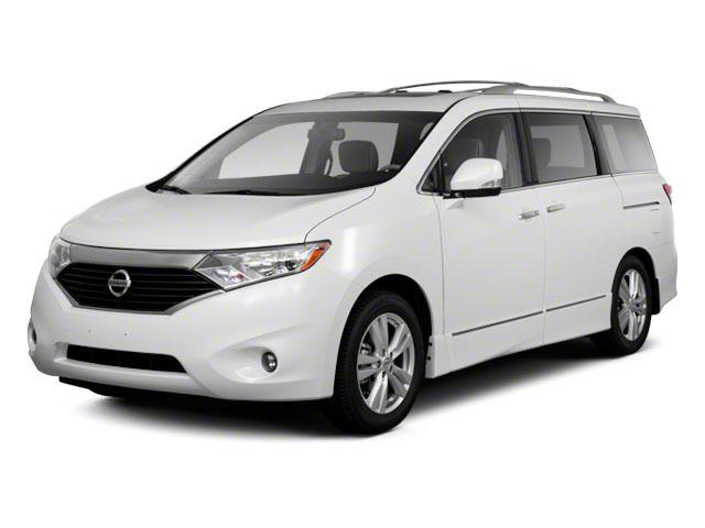 2013 Nissan Quest Vehicle Photo in MEDINA, OH 44256-9631