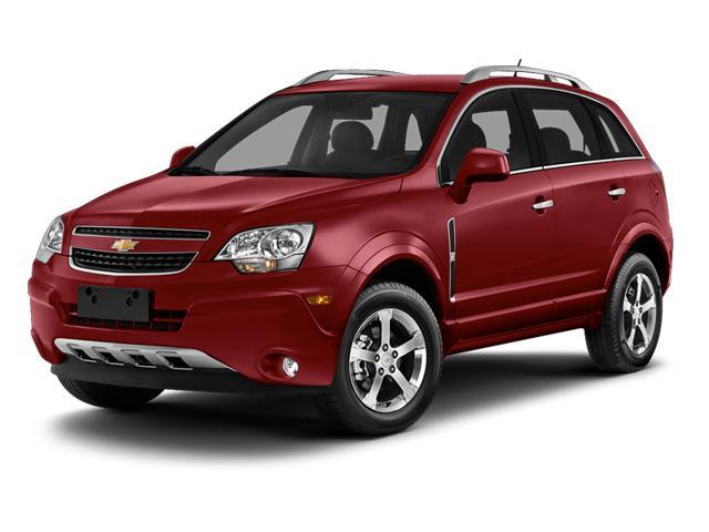 2014 Chevrolet Captiva Sport Fleet Vehicle Photo in Tucson, AZ 85712