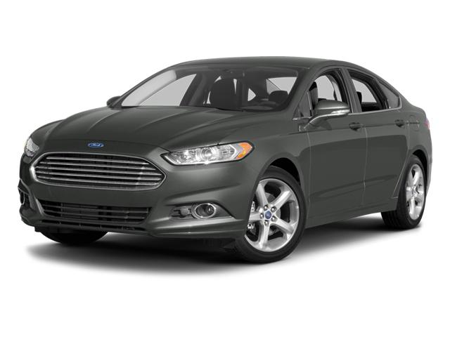 2014 Ford Fusion Vehicle Photo in BETHLEHEM, PA 18017-9401