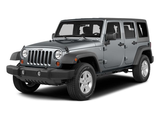 2014 Jeep Wrangler Unlimited Vehicle Photo in MENOMONIE, WI 54751-1341