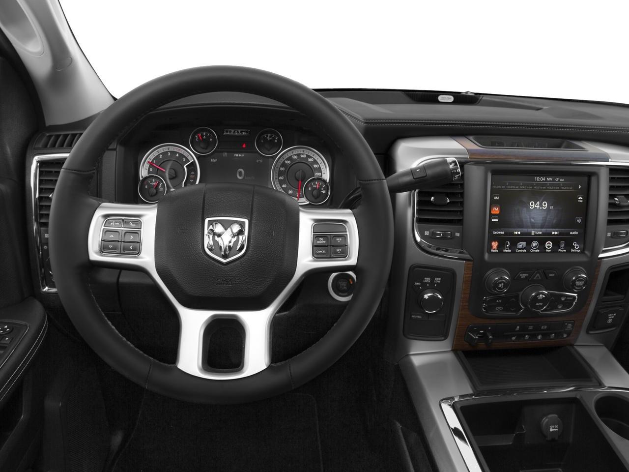 2015 RAM Ram 2500 Pickup Tradesman