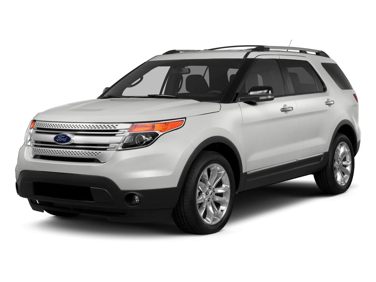 2015 Ford Explorer Vehicle Photo in Plainfield, IL 60586