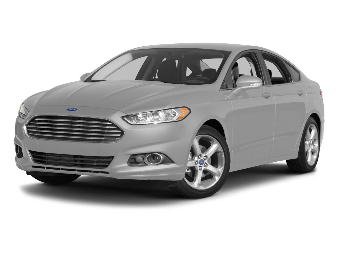 2015 Ford Fusion Vehicle Photo in ELYRIA, OH 44035-6349