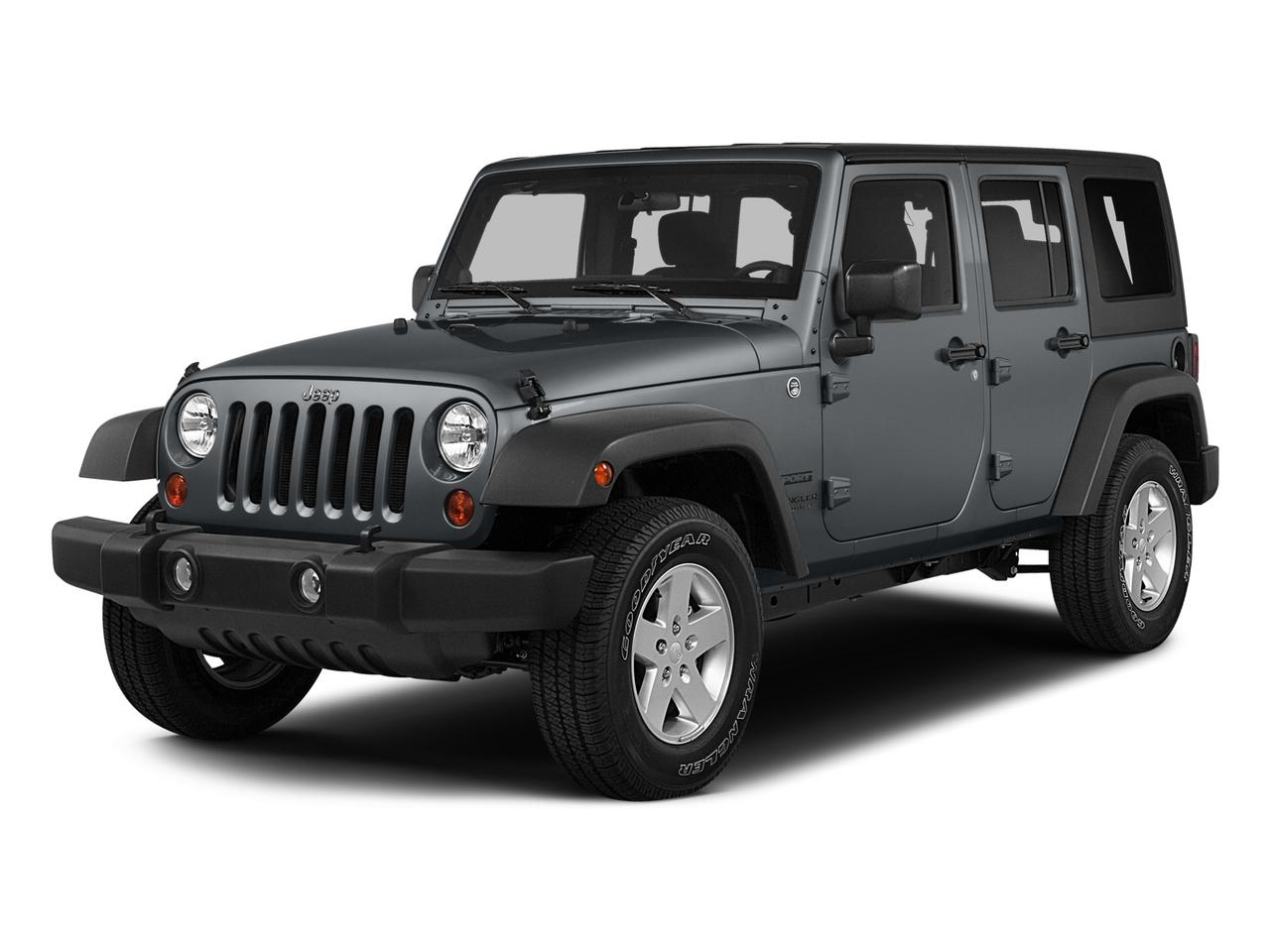 2015 Jeep Wrangler Unlimited Vehicle Photo in ELGIN, TX 78621-4245