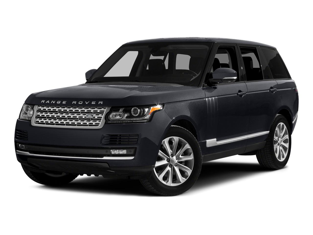 2015 Land Rover Range Rover Vehicle Photo in LAFAYETTE, LA 70503-4541