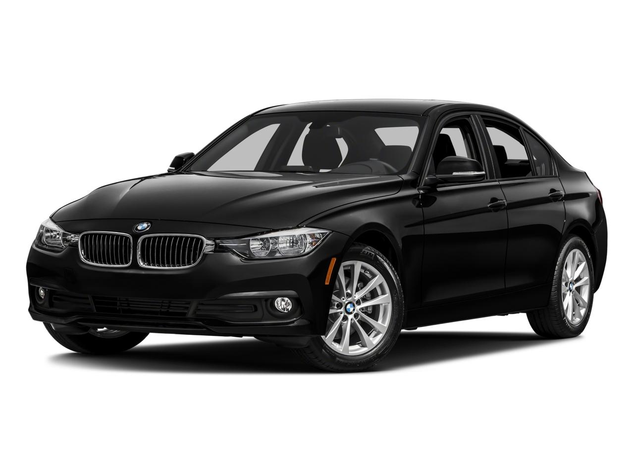 2016 BMW 320i Vehicle Photo in TEMPLE, TX 76504-3447