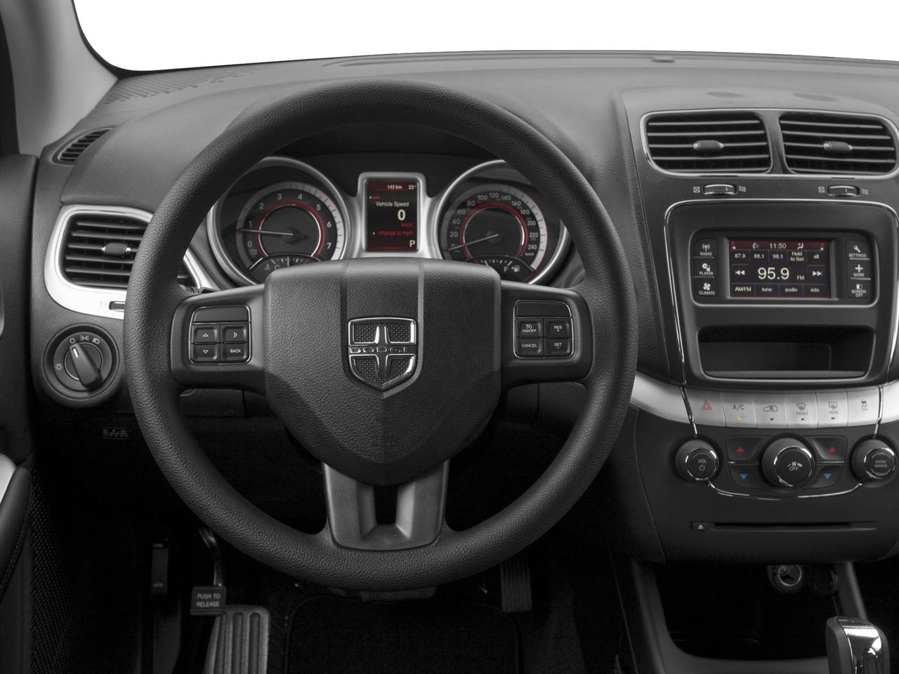 2016 Dodge Journey Vehicle Photo in BOONVILLE, IN 47601-9633