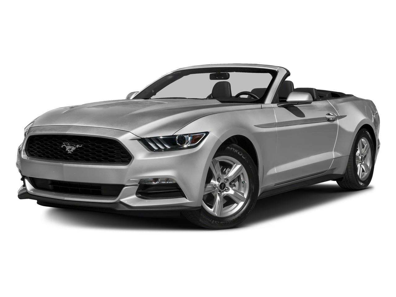 2016 Ford Mustang Vehicle Photo in JASPER, GA 30143-8655