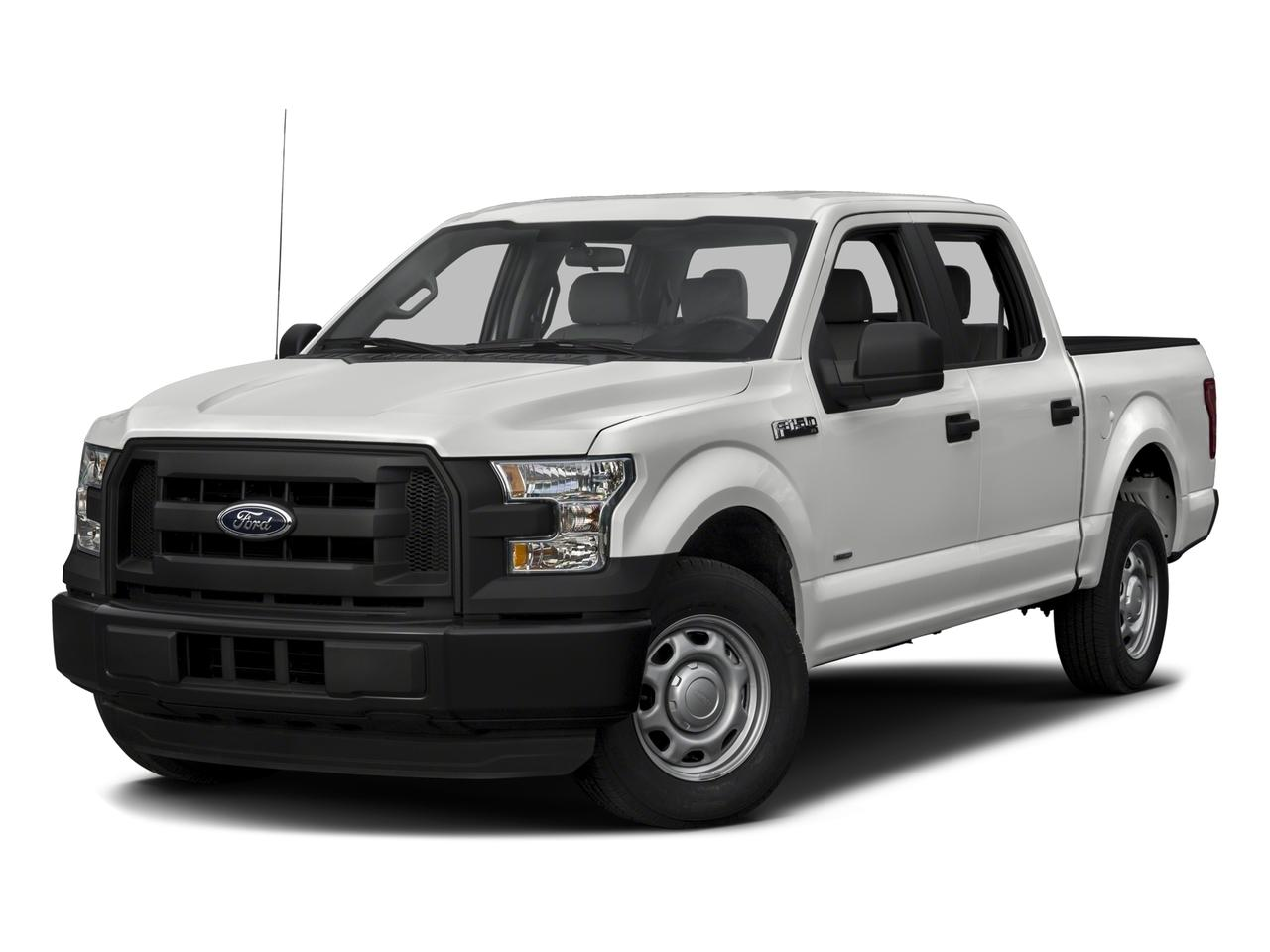 2016 Ford F-150 Vehicle Photo in ELLWOOD CITY, PA 16117-1939