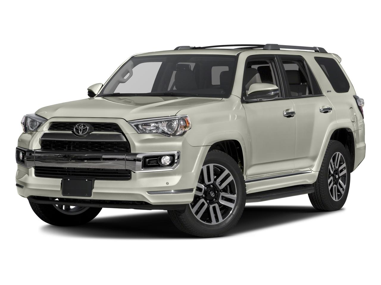 2016 Toyota 4Runner Vehicle Photo in BEND, OR 97701-5133