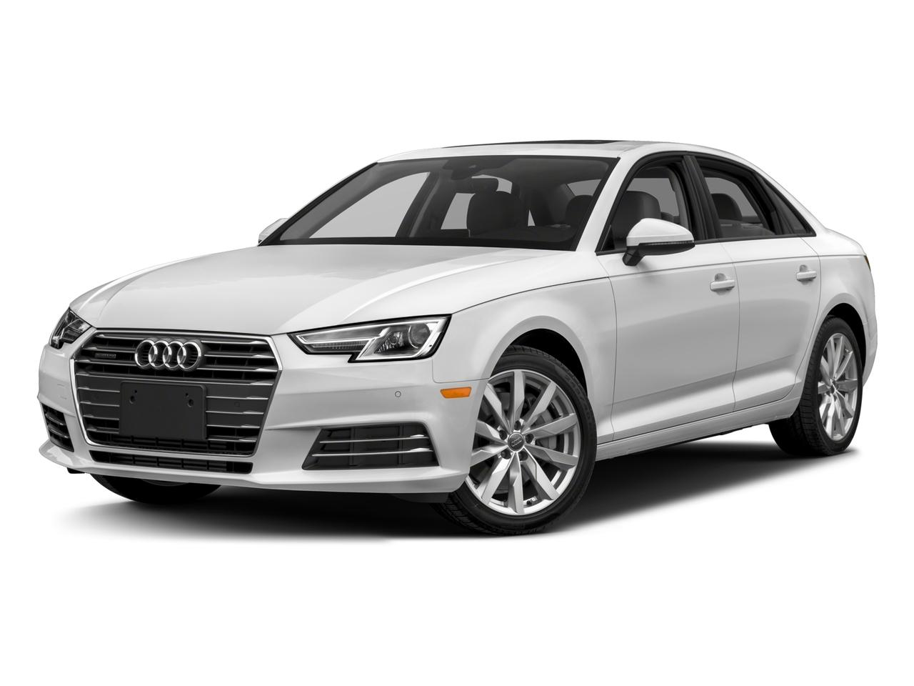 2017 Audi A4 Vehicle Photo in Colorado Springs, CO 80905