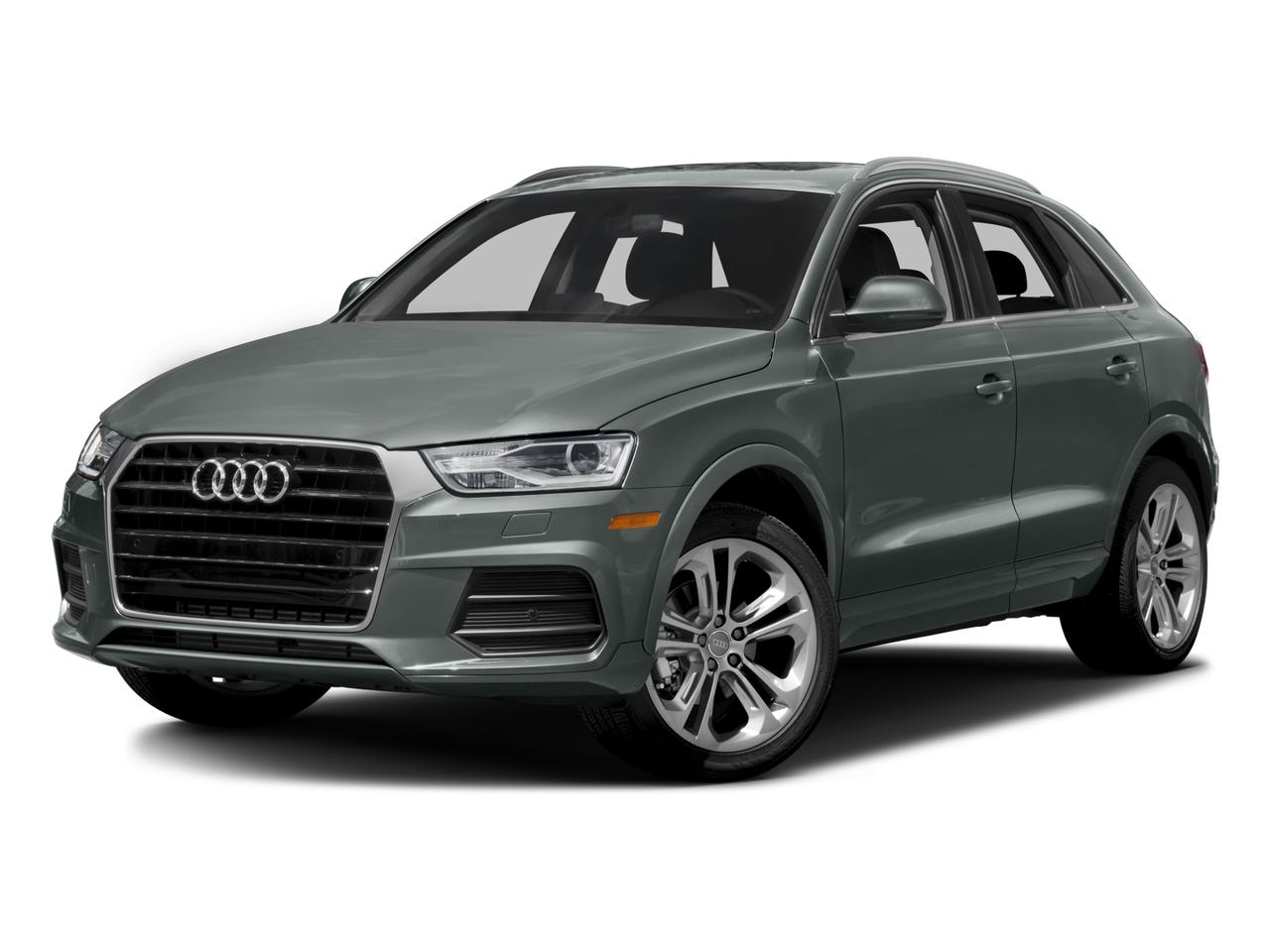 2017 Audi Q3 Vehicle Photo in Colorado Springs, CO 80905