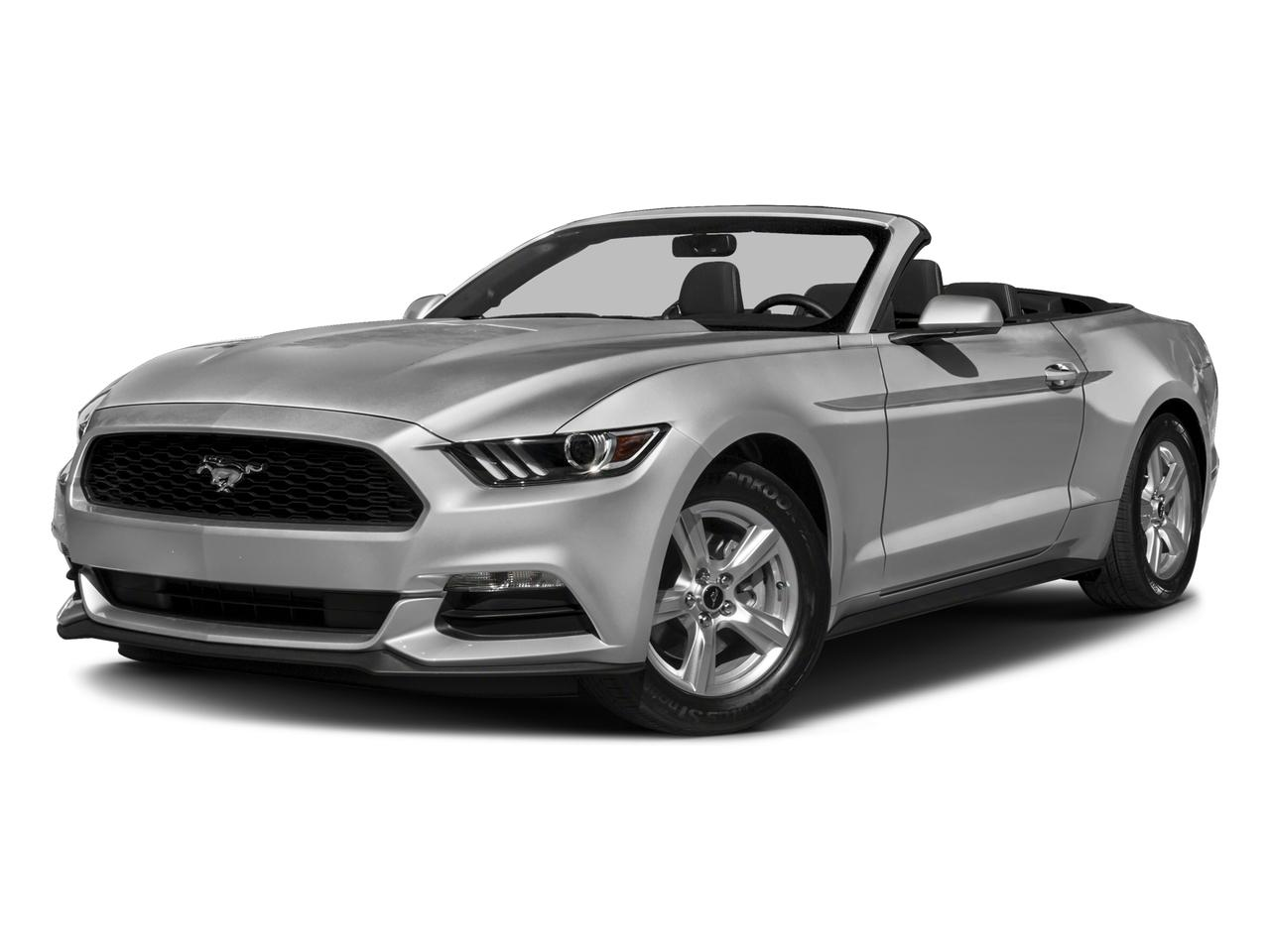 2017 Ford Mustang Vehicle Photo in GREELEY, CO 80634-4125