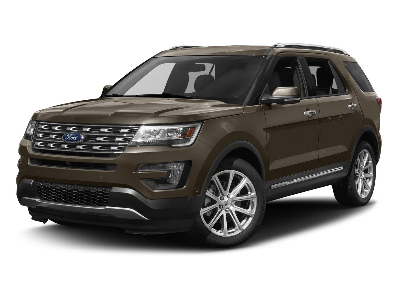 2017 Ford Explorer Vehicle Photo in WILLIAMSVILLE, NY 14221-4303