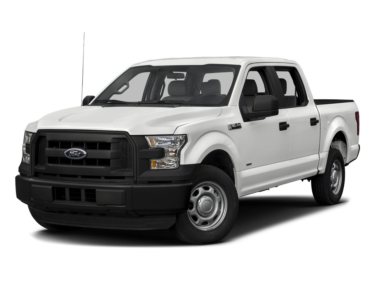 2017 Ford F-150 Vehicle Photo in GREER, SC 29651-1559