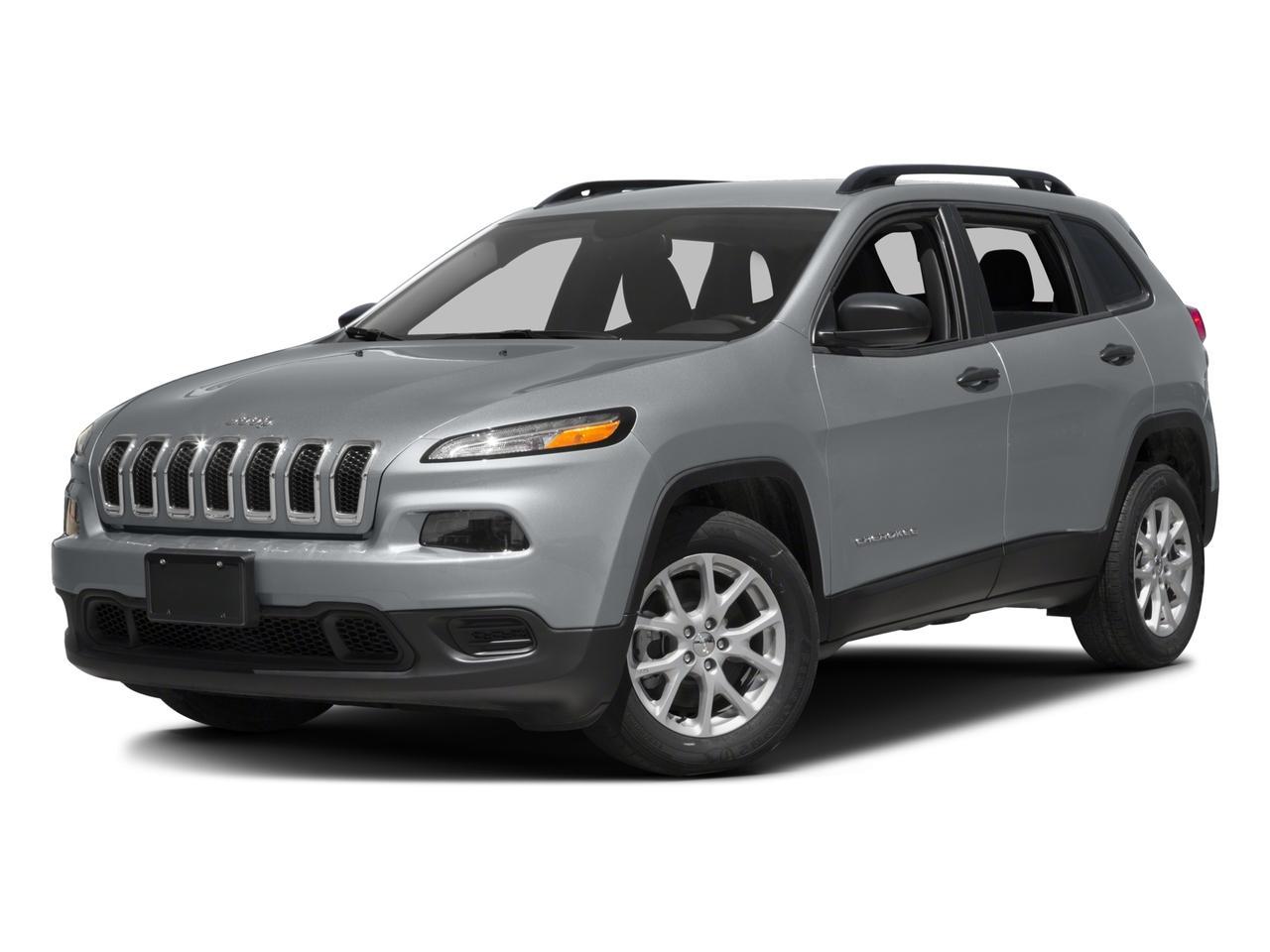 2017 Jeep Cherokee Vehicle Photo in OAK LAWN, IL 60453-2560