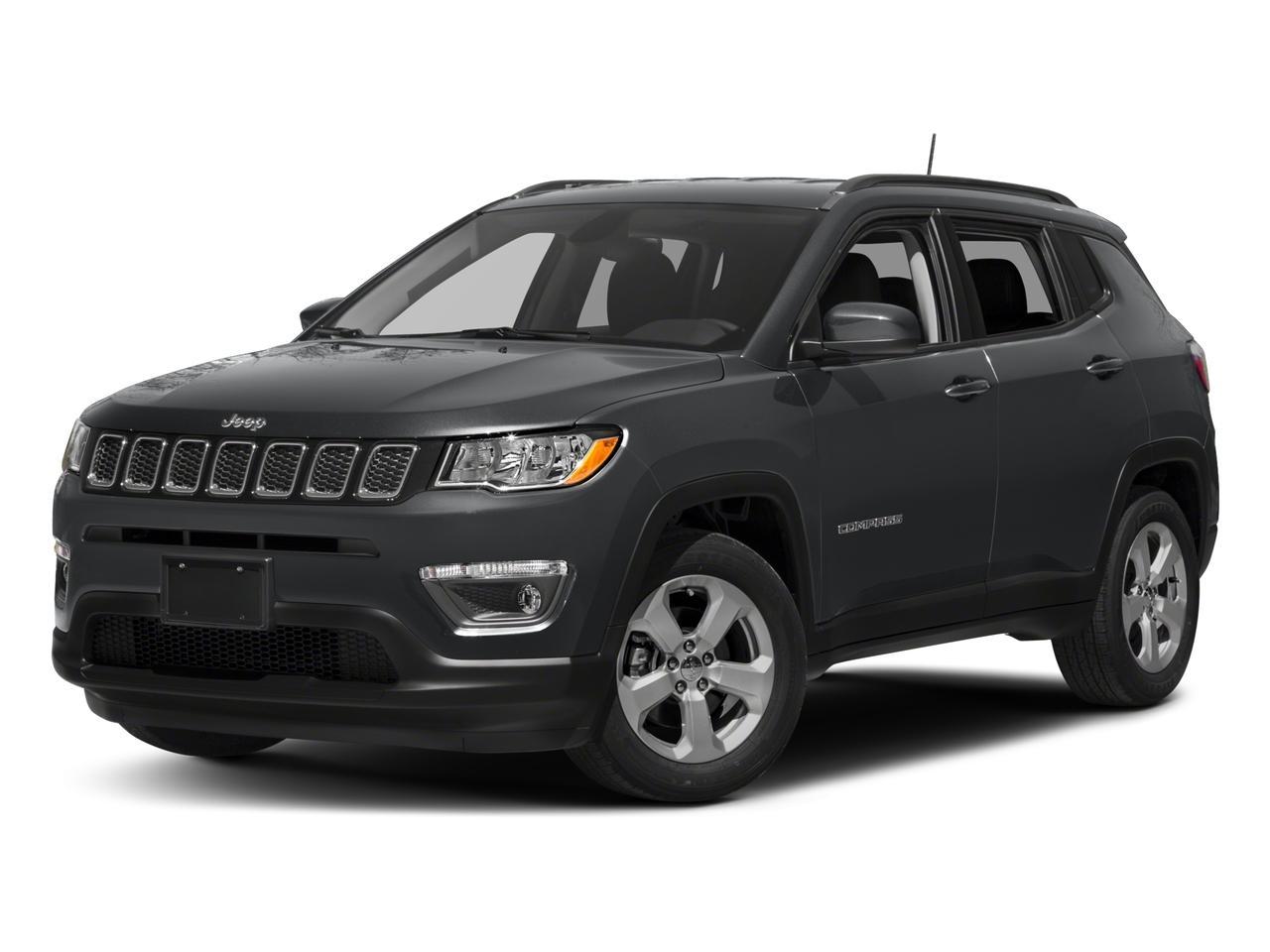 2017 Jeep Compass Vehicle Photo in CHAMPLAIN, NY 12919-0000