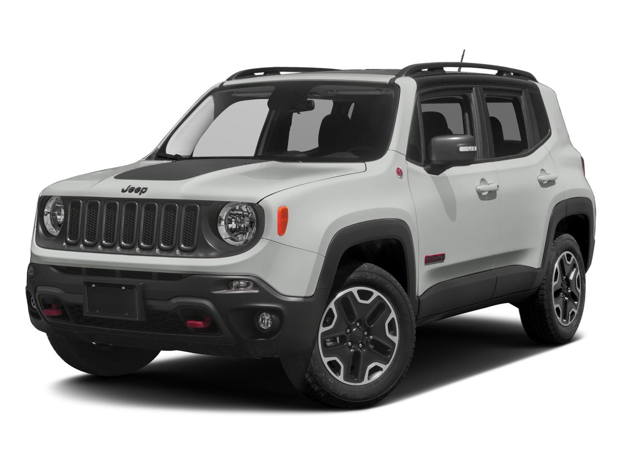 2017 Jeep Renegade Vehicle Photo in BEND, OR 97701-5133