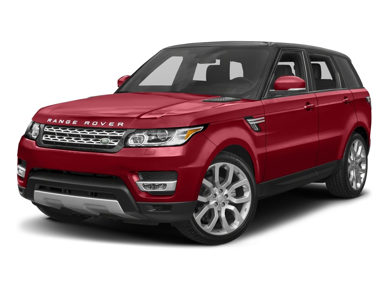 2017 Land Rover Range Rover Sport Vehicle Photo in WEST CHESTER, PA 19382-4976