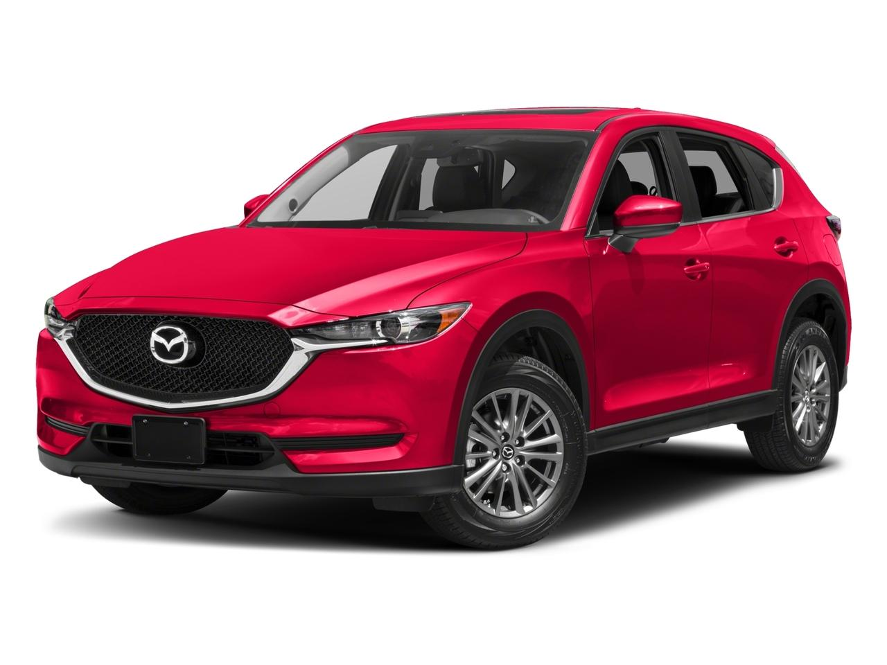 2017 Mazda CX-5 Vehicle Photo in Odessa, TX 79762
