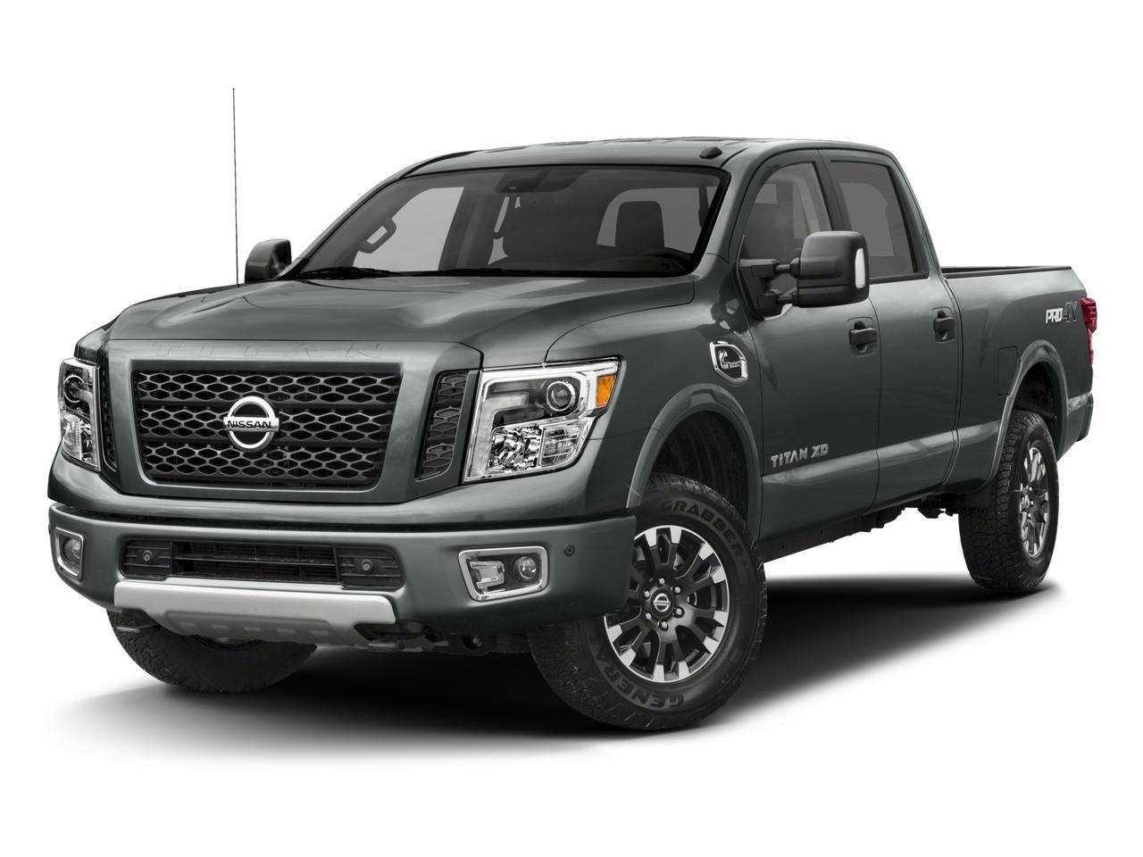 2017 Nissan Titan XD Vehicle Photo in TEMPLE, TX 76504-3447