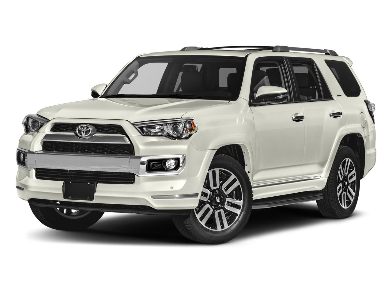 2017 Toyota 4Runner Vehicle Photo in BOONVILLE, IN 47601-9633