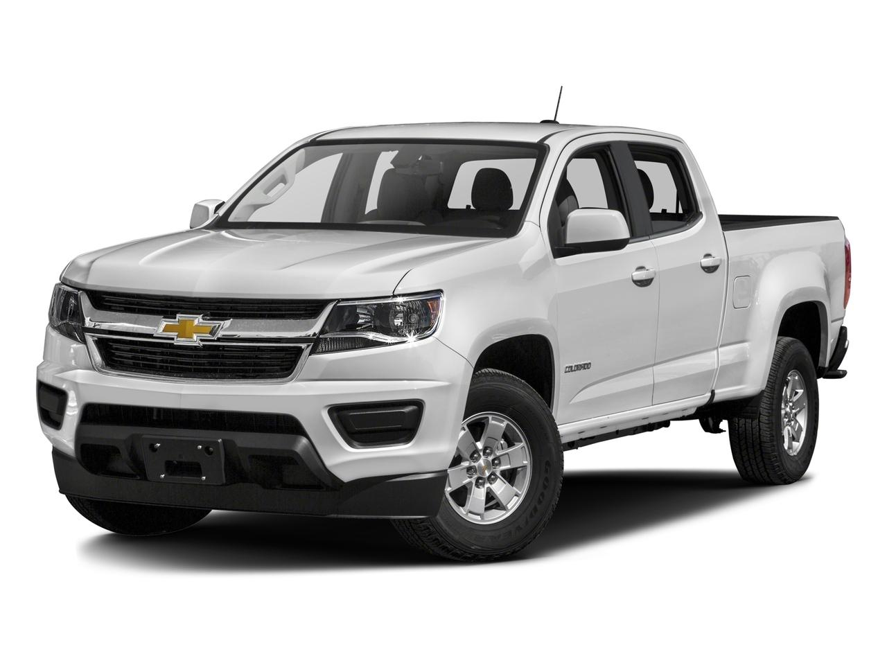2018 Chevrolet Colorado Vehicle Photo in Nashua, NH 03060