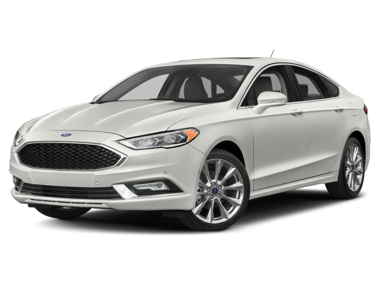 2018 Ford Fusion Vehicle Photo in AMERICAN FORK, UT 84003-3317