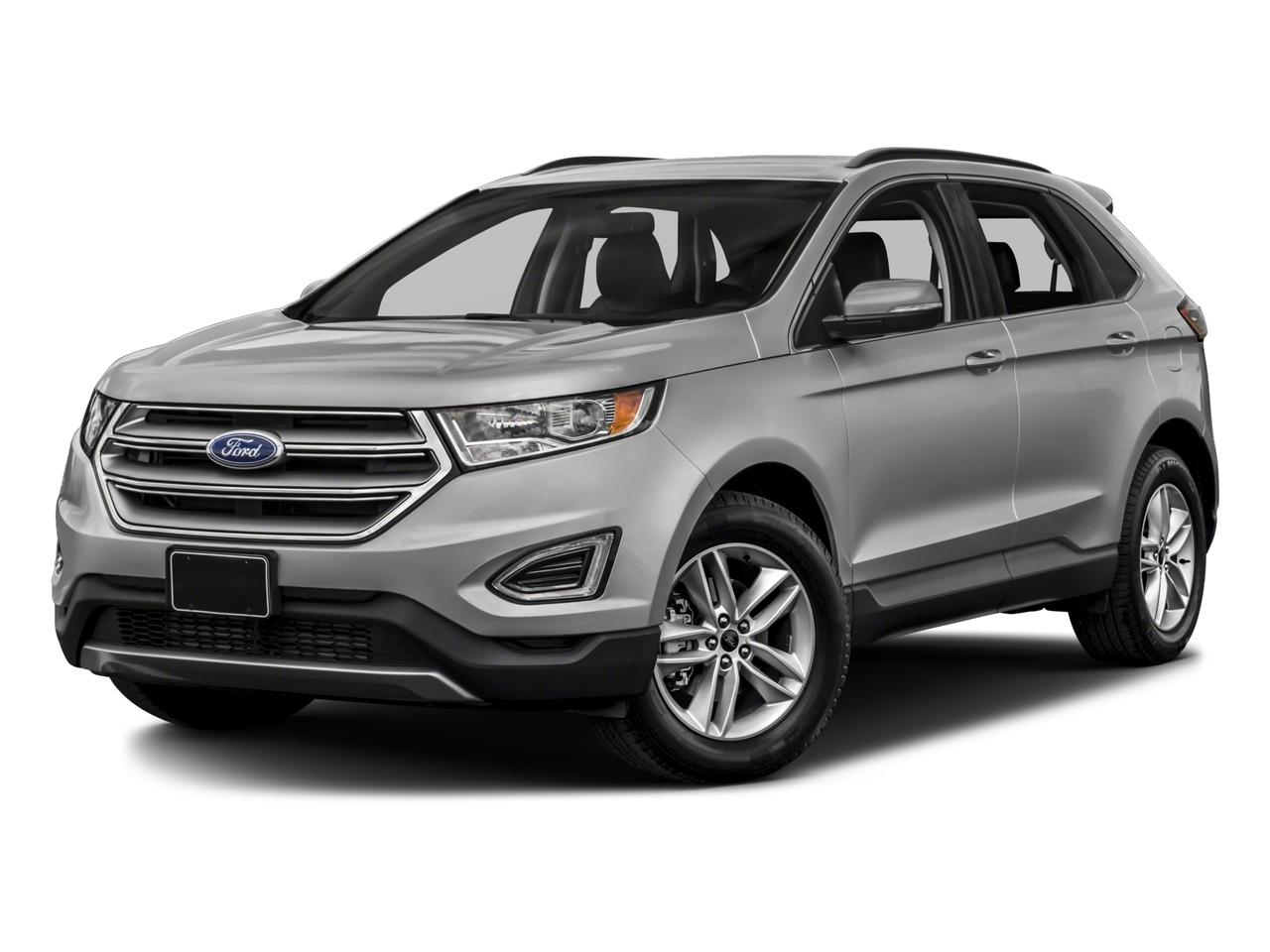 2018 Ford Edge Vehicle Photo in VINCENNES, IN 47591-5519