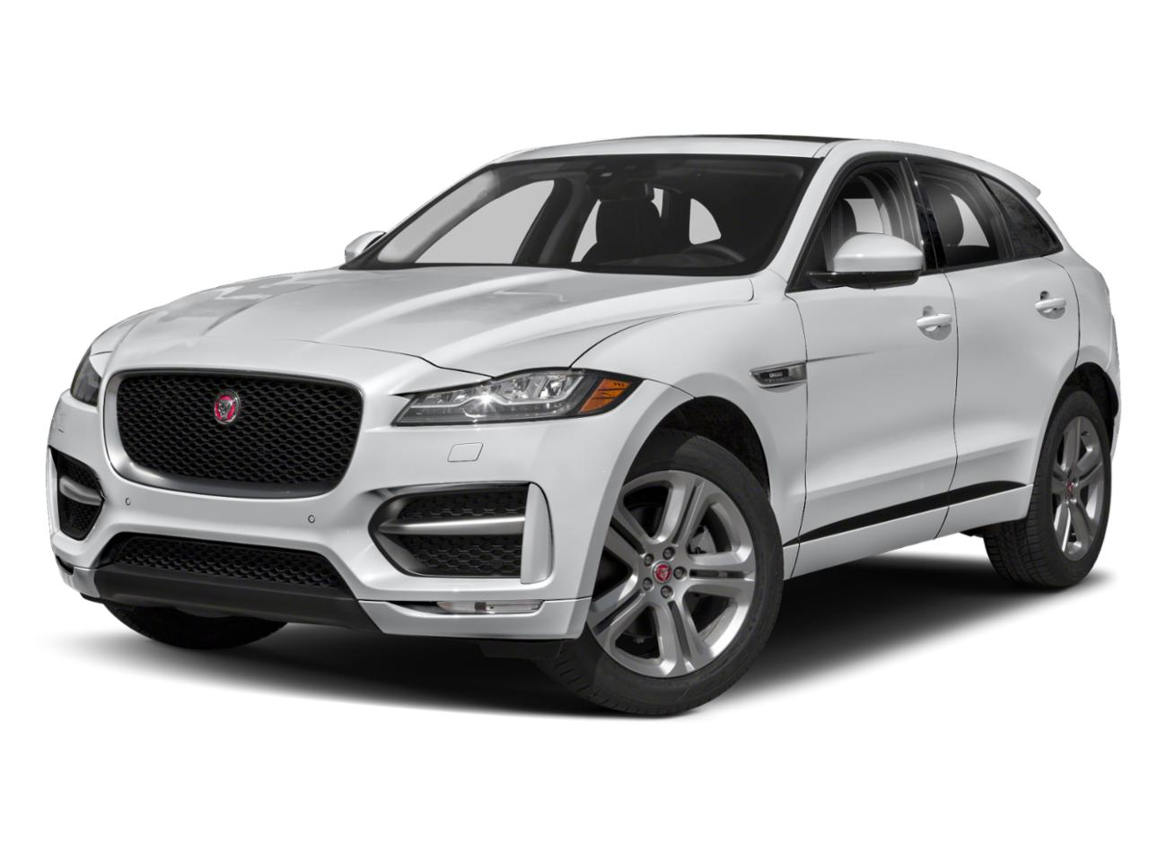 Used 2018 Jaguar F-PACE R-Sport with VIN SADCL2EV3JA268528 for sale in Two Harbors, Minnesota