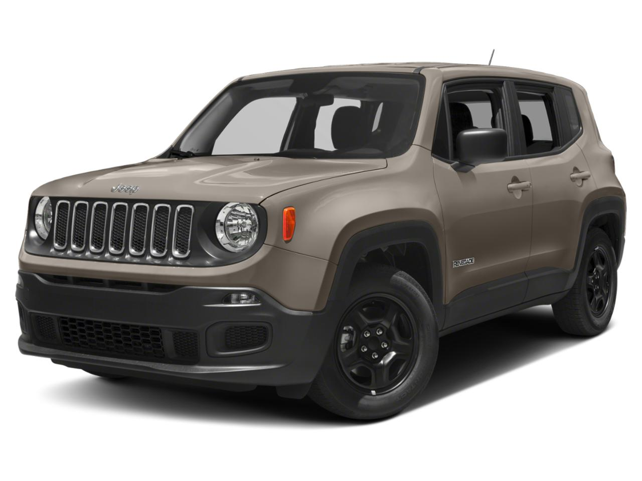2018 Jeep Renegade Vehicle Photo in BOONVILLE, IN 47601-9633