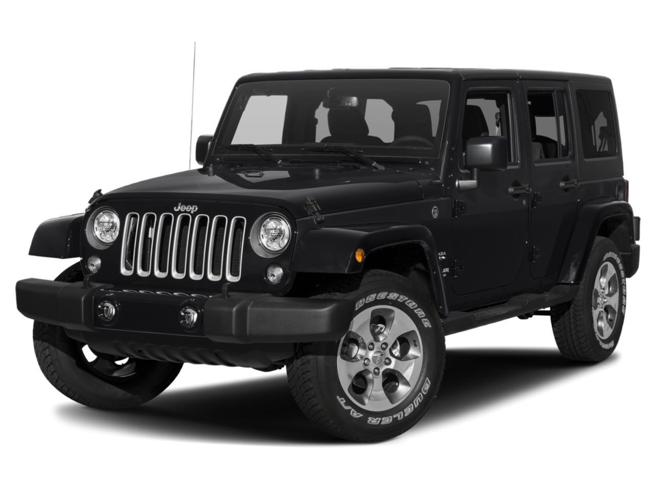 2018 Jeep Wrangler JK Unlimited Vehicle Photo in CHAMPLAIN, NY 12919-0000