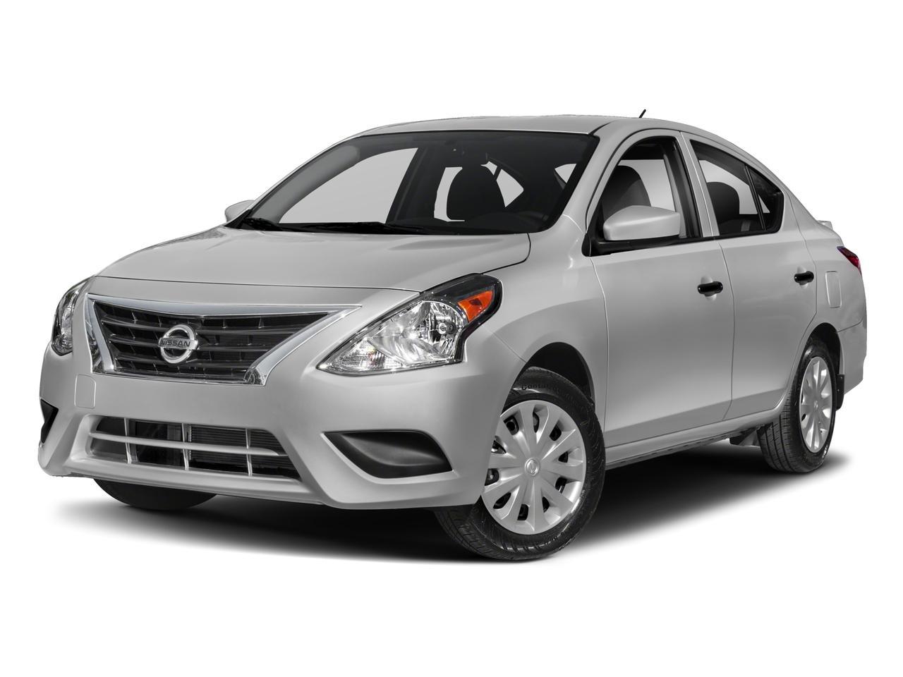 2018 Nissan Versa Sedan Vehicle Photo in Killeen, TX 76541