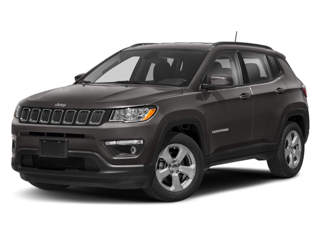 2019 Jeep Compass Vehicle Photo in CHAMPLAIN, NY 12919-0000