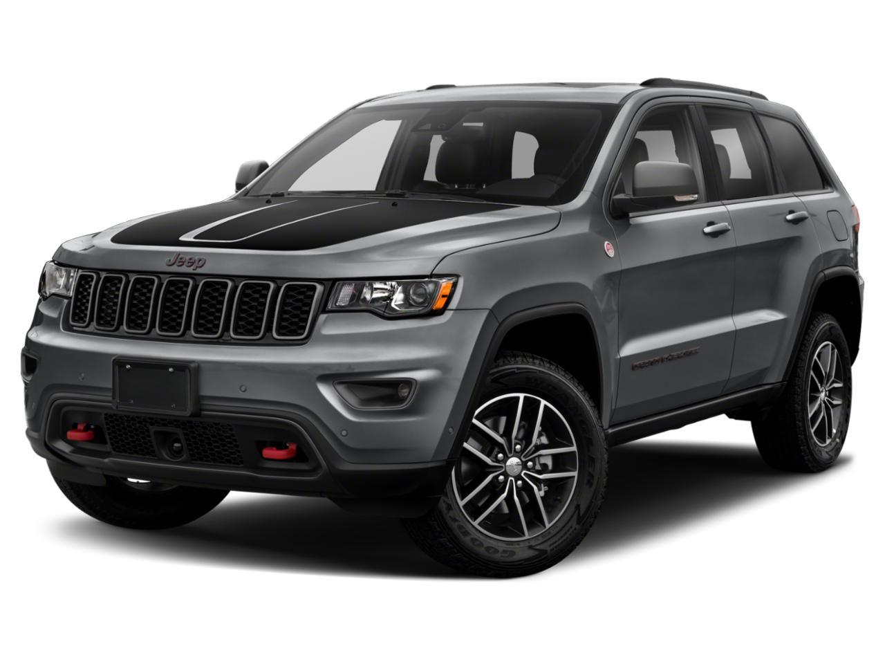 2020 Jeep Grand Cherokee Vehicle Photo in OAK LAWN, IL 60453-2517