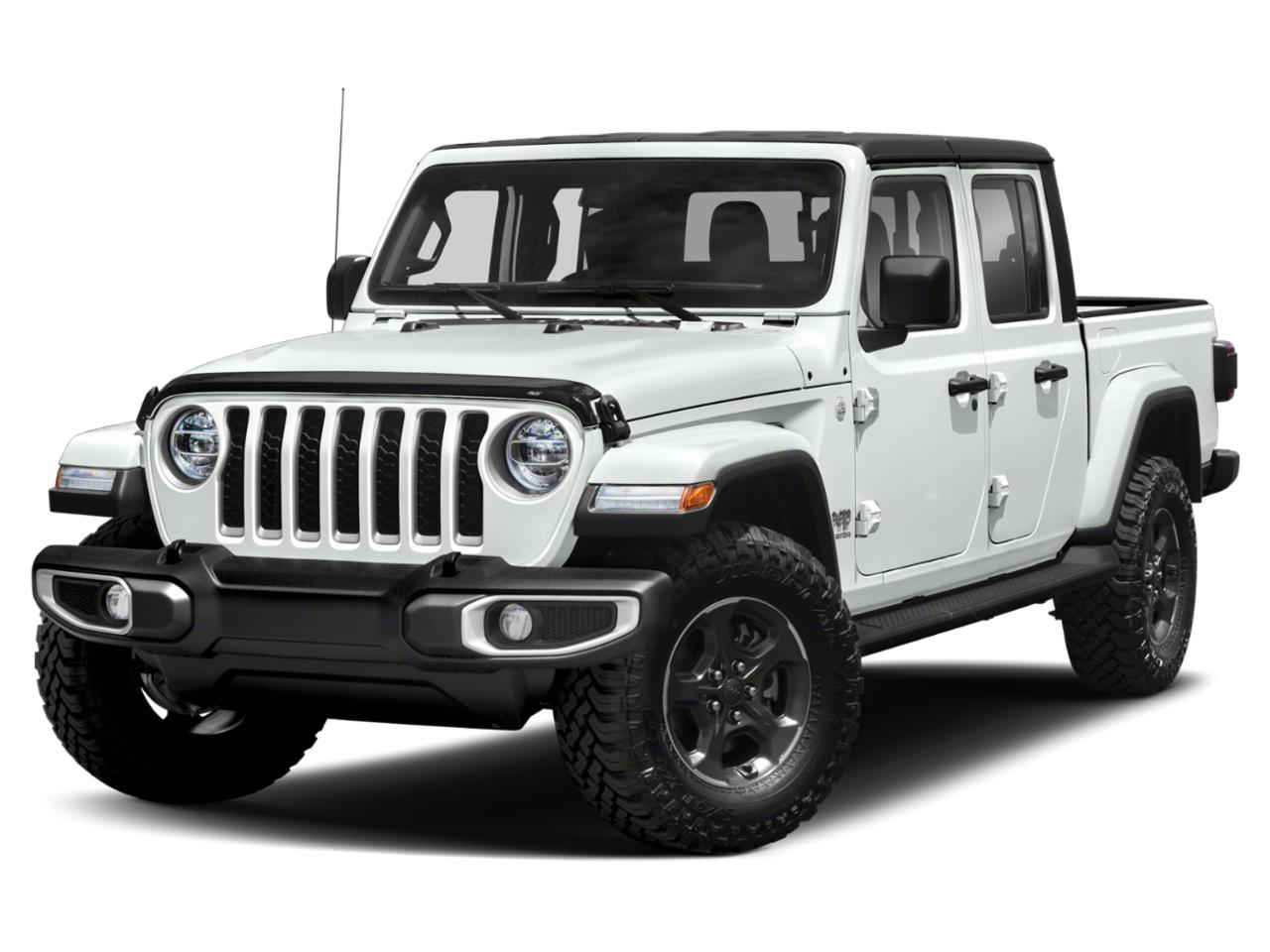 2020 Jeep Gladiator Vehicle Photo in BEND, OR 97701-5133