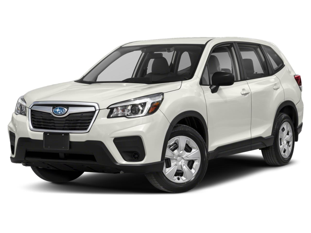 2020 Subaru Forester Vehicle Photo in Plainfield, IL 60586