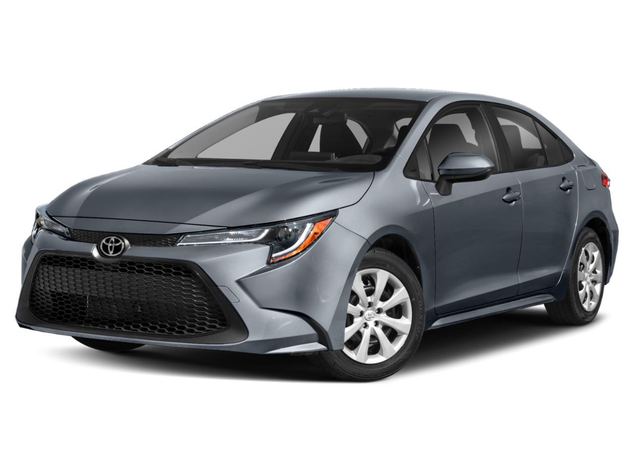 2020 Toyota Corolla Vehicle Photo in COLORADO SPRINGS, CO 80905-7347