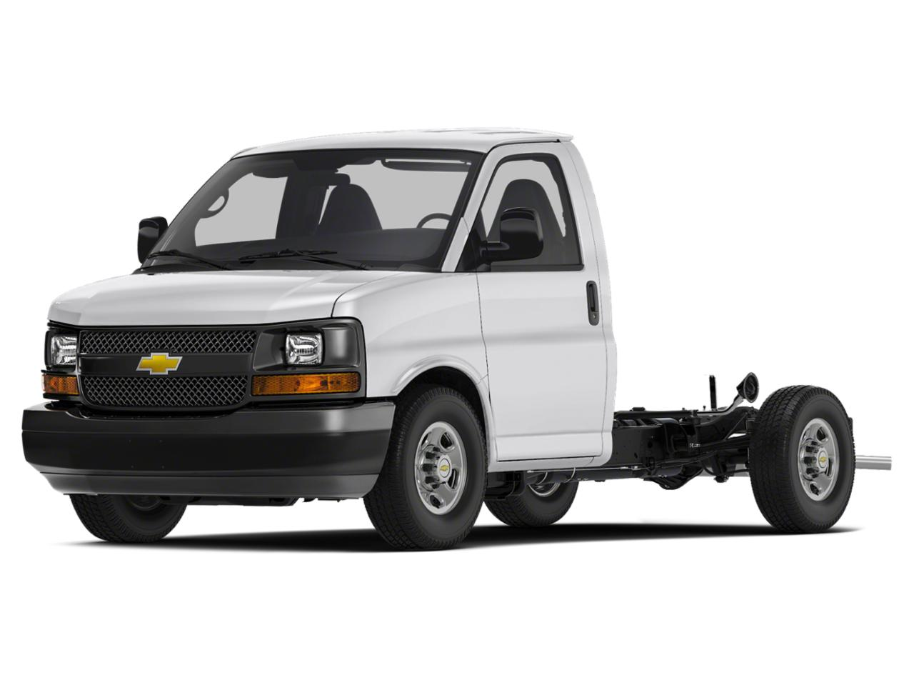 2021 Chevrolet Express Commercial Cutaway Vehicle Photo in DANBURY, CT 06810-5034