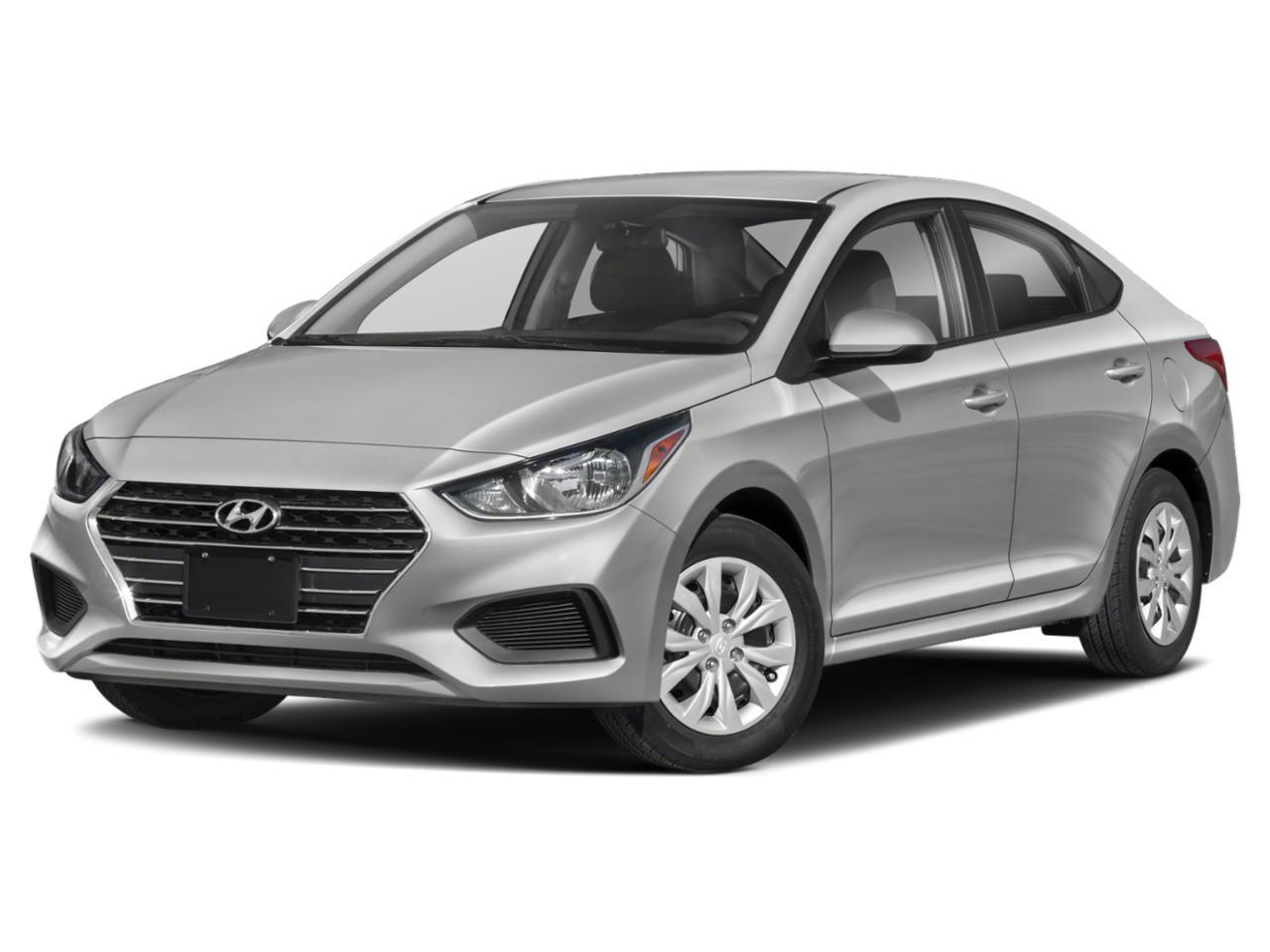 2021 Hyundai Accent Vehicle Photo in Odessa, TX 79762