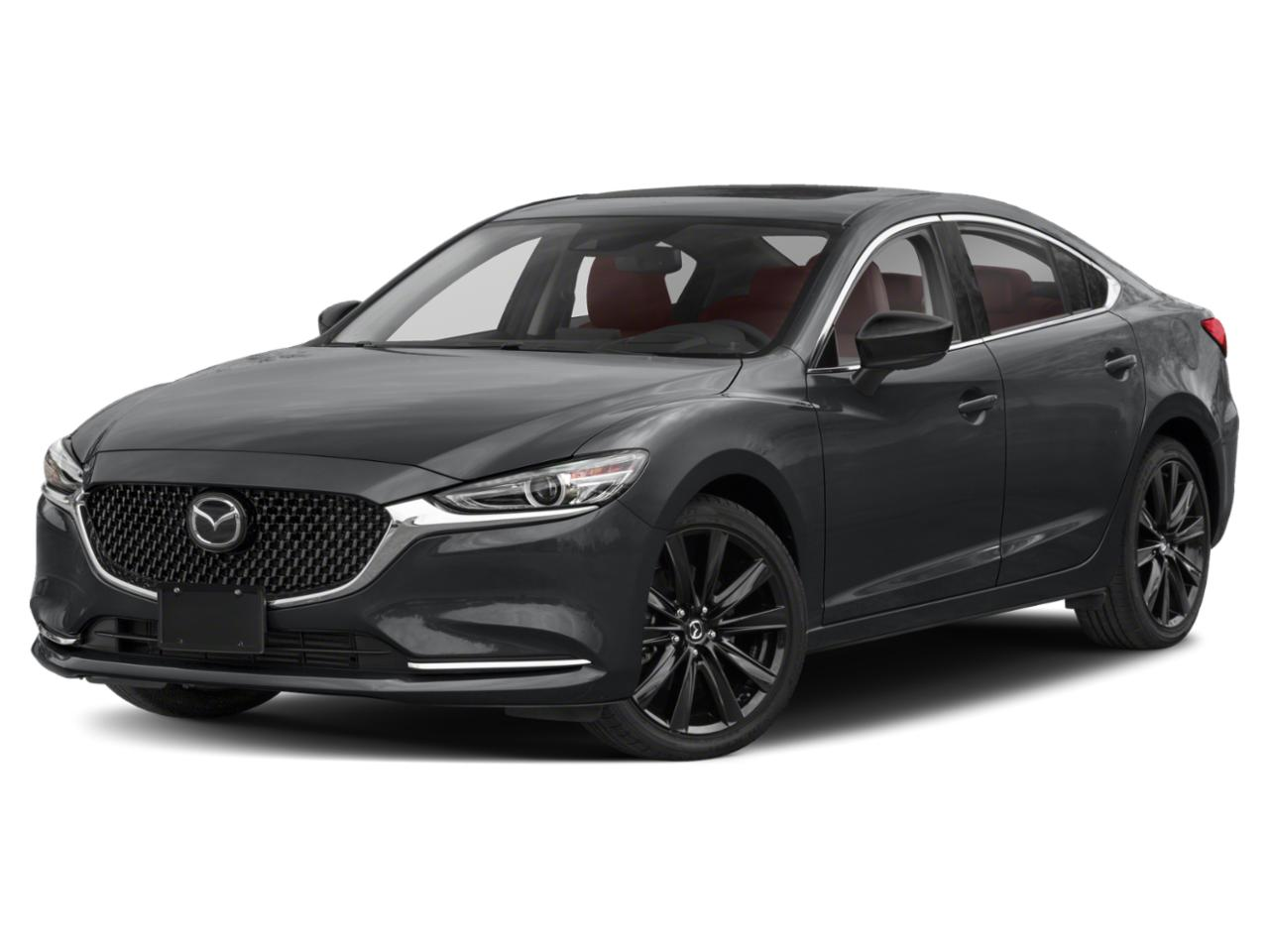 2021 Mazda Mazda6 Vehicle Photo in Peoria, IL 61615