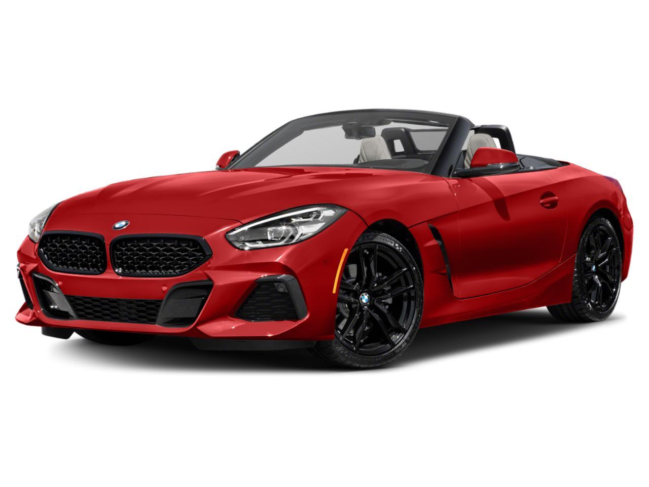 2022 BMW Z4 Vehicle Photo in PLANO, TX 75024-3599