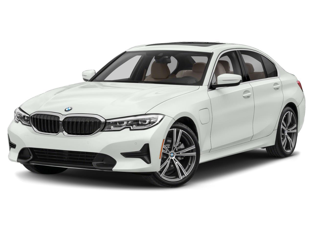 2022 BMW 330e Vehicle Photo in PLANO, TX 75024-3599