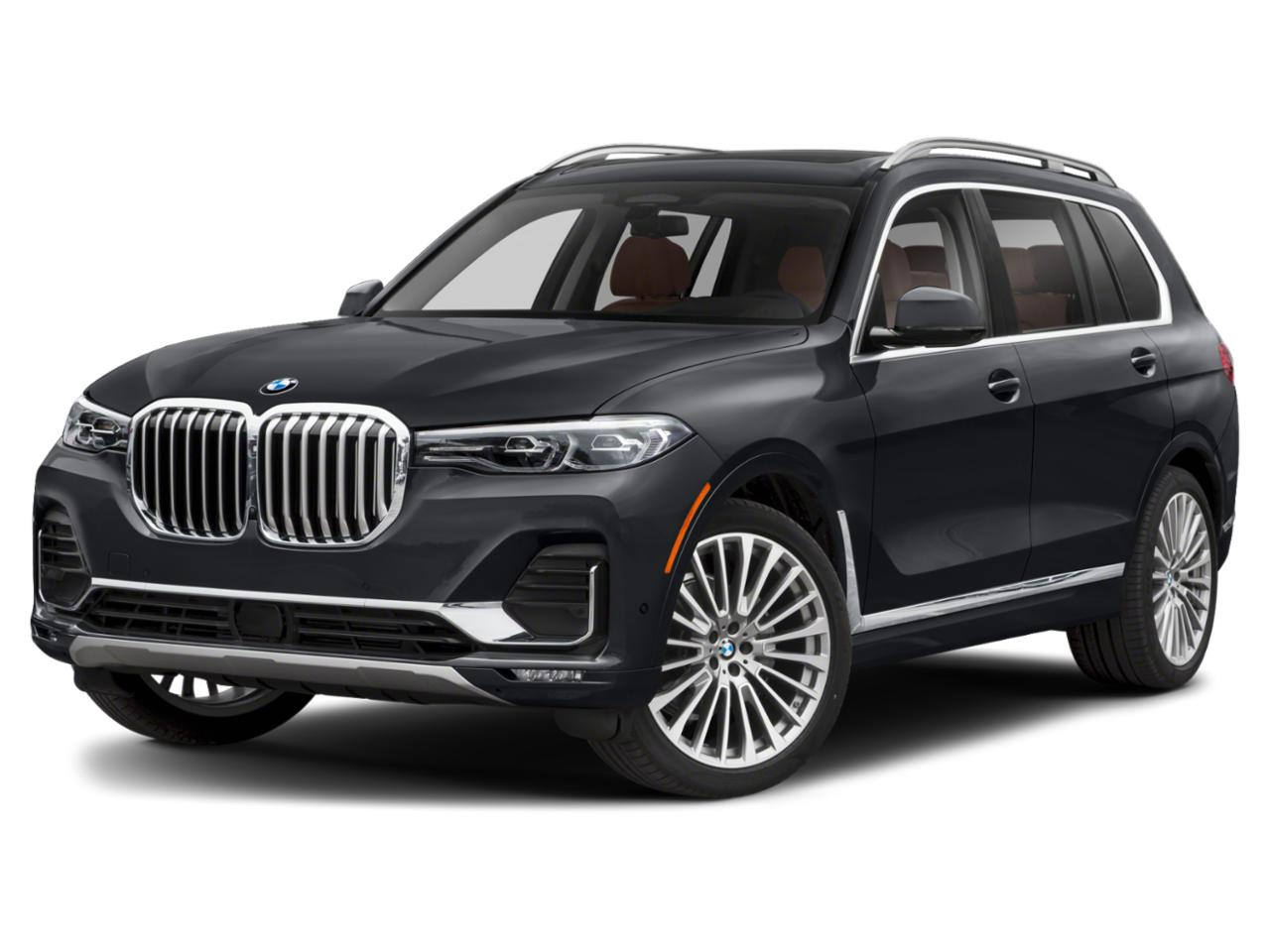 2022 BMW X7 M50i Vehicle Photo in PLANO, TX 75024-3599