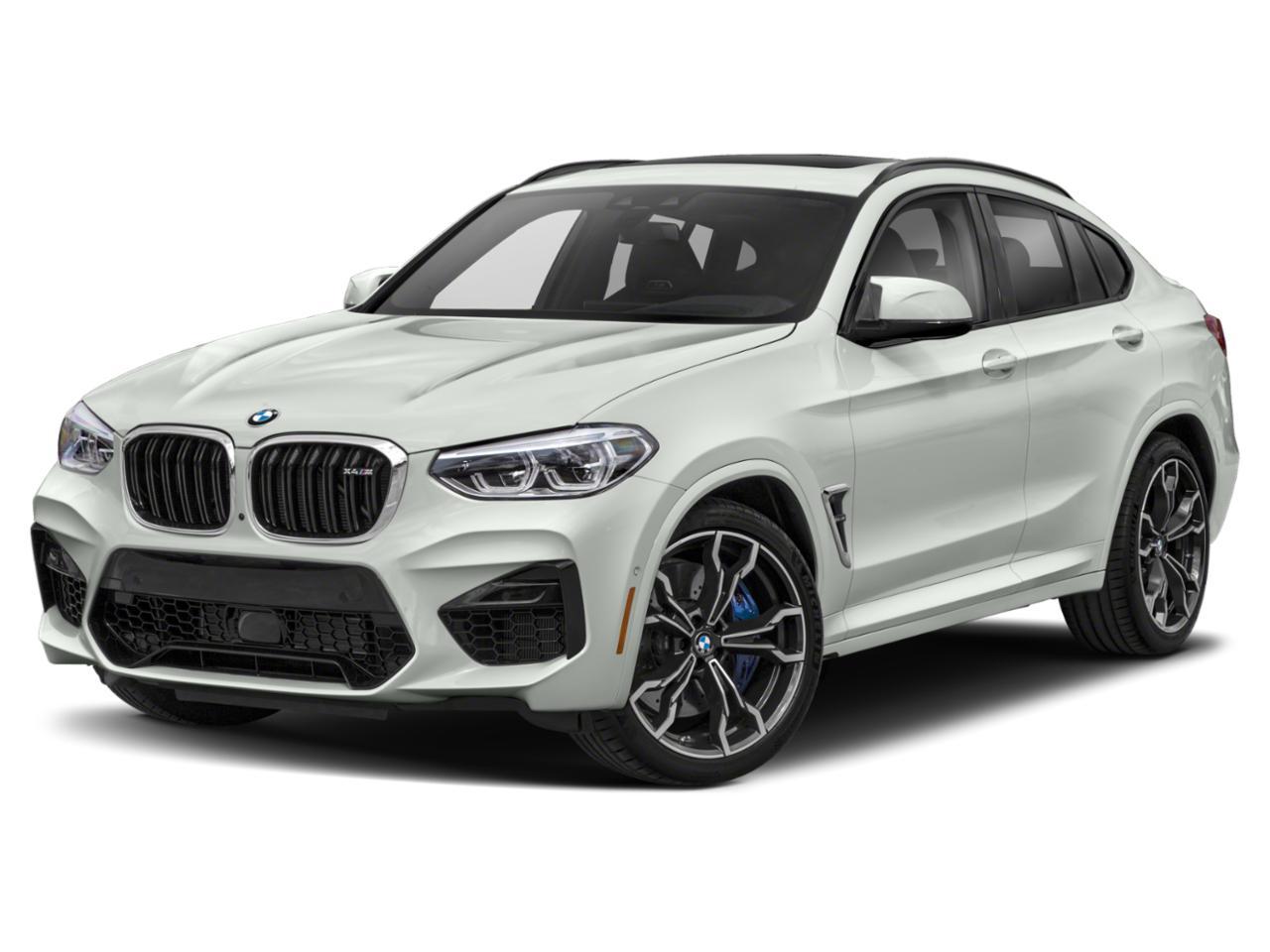 2022 BMW X4 M Vehicle Photo in PLANO, TX 75024-3599